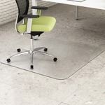 deflecto EnvironMat Hard Flr Rectangular Chairmat