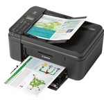 Canon PIXMA MX492 Inkjet Multifunction Printer