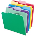 Colored Top Tab File Folders