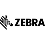 Zebra Lower Media Trim Panel