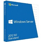 Microsoft Windows Server 2012 R.2 Standard 64-bit - License and Media - 4 Processor