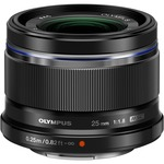Olympus - 25 mm - f/1.8 - Fixed Focal Length Lens for Micro Four Thirds