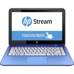 "HP Stream 13-c000 13-c020ca 13.3"" Touchscreen LED Notebook - Intel Celeron N2840 Dual-core (2 Core) 2.16 GHz - Blue Horizon, Blue Gradient"