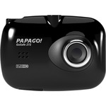 "Papago! GoSafe 272 Digital Camcorder - 2.4"" LCD - CMOS - Full HD - Black"