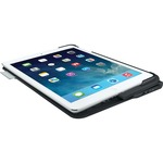 Logitech Keyboard/Cover Case for iPad Air - Black