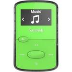 SanDisk SDMX26-008G-G46G 8 GB Flash MP3 Player - Green
