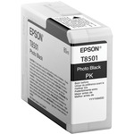 Epson UltraChrome HD T850 Original Ink Cartridge - Photo Black