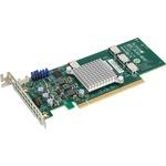 QUAD PORT OCULINK RETIMER NVME SSD ADD-ON CARD FOR PCIE3 X16 SLOT