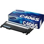 HP CLT-C406S Toner Cartridge - Cyan