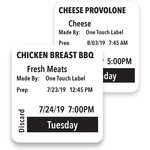 Seiko SLP-FPL Food Prep Printing Labels