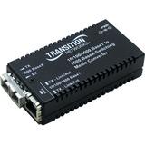 Transition Networks 10/100/1000Base-TX to 1000Base-SX Media Converter