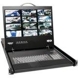 Tripp Lite NetCommander B070-016-19-IP Rackmount LCD with KVM