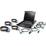 IOGEAR GCL1808KIT Rackmount LCD