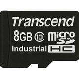 Transcend TS8GUSDHC10 8 GB microSD High Capacity (microSDHC)