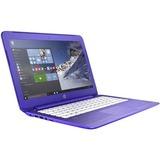 HP Stream 13-c100 13-c120nr 13.3'' Notebook - Intel Celeron N3050 Dual-core (2 Core) 1.60 GHz - Purpl