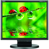 NEC Display MultiSync LCD175M-BK LCD Monitor with VUKUNET free CMS