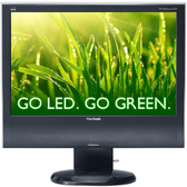 "Viewsonic Graphic VG1932wm-LED 19"" LED LCD Monitor - 16:10 - 5 ms"