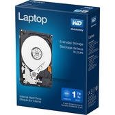 WD Laptop Mainstream Internal Hard Drive 2.5 Inch, 5400 RPM, SATA III, 8 MB Cache