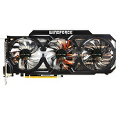 Gigabyte GV-N760OC-4GD GeForce GTX 760 Graphic Card - 1085 MHz Core - 4 GB GDDR5 SDRAM - PCI Express 3.0