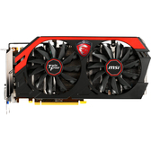 MSI N770 TF 4GD5/OC GeForce GTX 770 Graphic Card - 1137 MHz Core - 4 GB GDDR5 SDRAM - PCI Express 3.0 x16