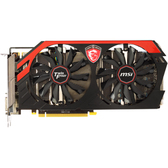 MSI N760 TF 4GD5/OC GeForce GTX 760 Graphic Card - 1085 MHz Core - 4 GB GDDR5 SDRAM - PCI Express 3.0 x16