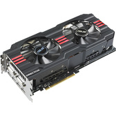Asus R9280X-DC2T-3GD5-V2 Radeon R9 280X Graphic Card - 1070 MHz Core - 3 GB GDDR5 SDRAM - PCI Express 3.0