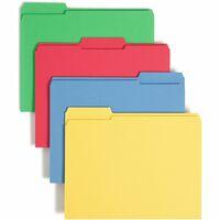 Smead Top Tab File Folders - Color