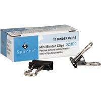 Sparco Binder Clips SPR02300