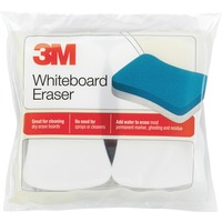 3M Whiteboard Eraser for Whiteboards 2Pack MMM581WBE