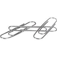 ACCO Premium 1 Paper Clips Non skid Finish 1 Size 1 932inch 100Bo ACC72370
