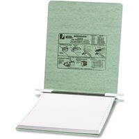 ACCO PRESSTEX Covers w Hooks Unburst 9 12inch x 11inch Sheets Light G ACC54115