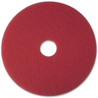 3M Red Buffer Pads MMM08391