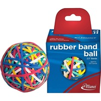 Alliance Rubber 00159 Rubber Band Ball 250 Advantage Rubber Bands In ALL00159