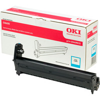 Oki 43449015 LED Imaging Drum - Cyan