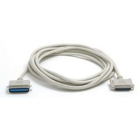 StarTech.com 20 ft IEEE 1284 DB25 to Centronics 36 Parallel Printer Cable A to B - 1 x DB-25 Male - 1 x Centronics Male