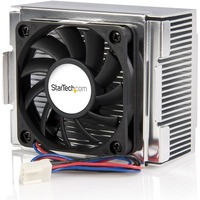 StarTech.com 85x70x50mm Socket 478 CPU Cooler Fan with Heatsink & TX3 Connector - 70 mm