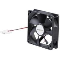 StarTech.com 92x25mm Dual Ball Bearing Computer Case Fan w/ LP4 Connector - 92 mm - 2200 rpm