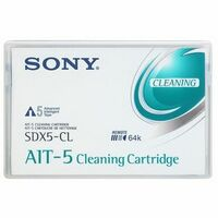 Sony SDX5CLN Cleaning Cartridge - AIT AIT-5