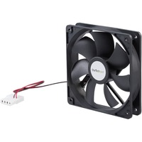 StarTech.com 120x25mm Dual Ball Bearing Computer Case Fan w/ LP4 Connector - 120 mm - 2000 rpm Ball Bearing