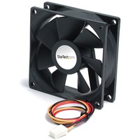 StarTech.com 60x25mm High Air Flow Dual Ball Bearing Computer Case Fan w/ TX3 - 60 mm - 5000 rpm