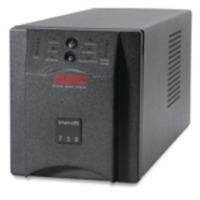 APC Smart-UPS SUA750IX38 Line-interactive UPS - 750 VA/500 WTower - 3 Hour Sealed Lead Acid - 4.80 Minute - 220 V AC - 240 V AC, 240 V AC - 2 x IEC 320-C13, 6