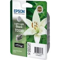 Epson T0599 Ink Cartridge - Light Light Black