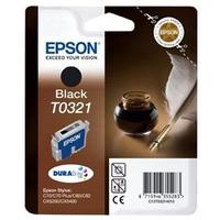 Epson DURABrite T0321 Ink Cartridge - Black