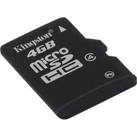 Kingston SDC4/4GB 4 GB microSDHC - 1 Card
