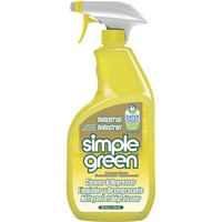 Square Green Industrial Cleaner/Degreaser