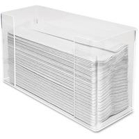 Kantek Acrylic C-Fold Dispenser photo