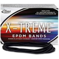 "Alliance Rubber 02004 X-treme Rubber Bands - Non-Latex - 7"" x 1/8"" - A"