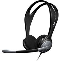 Sennheiser PC 131 Wired Headset - Over-the-head - Semi-open