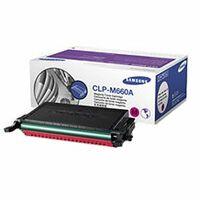 Samsung CLP-M660A Toner Cartridge - Magenta