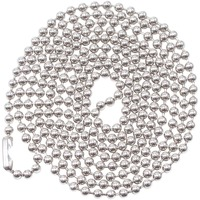Advantus 36inch ID Badge Chain AVT75417